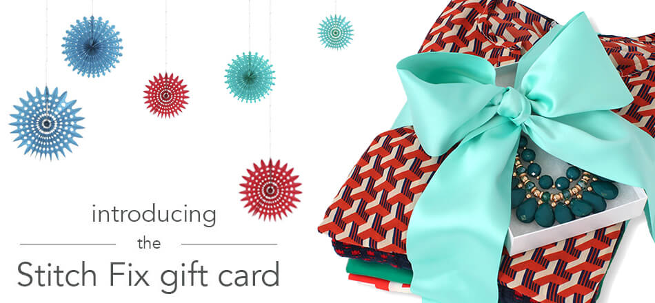 The Stitch Fix Gift Card