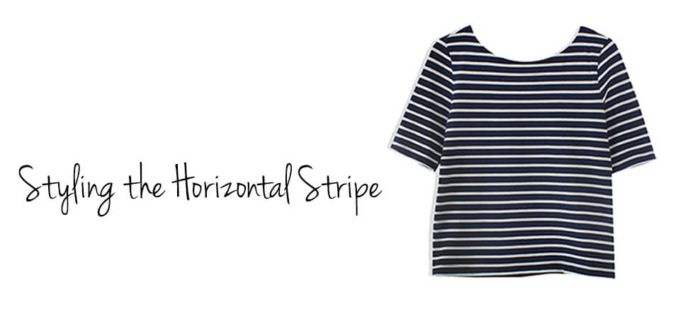 Styling the Horizontal Stripe