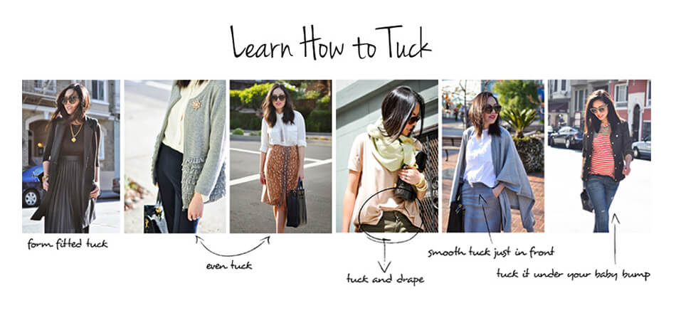 How to Tuck