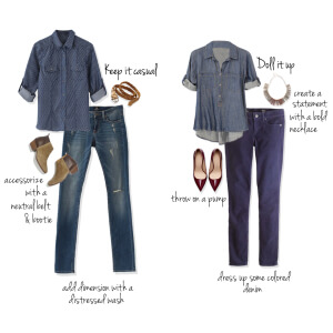Styling Chambray