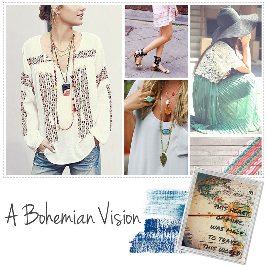 boho board (ask stylist)