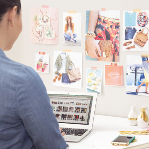 Creating a Stitch Fix Pinterest Style Board