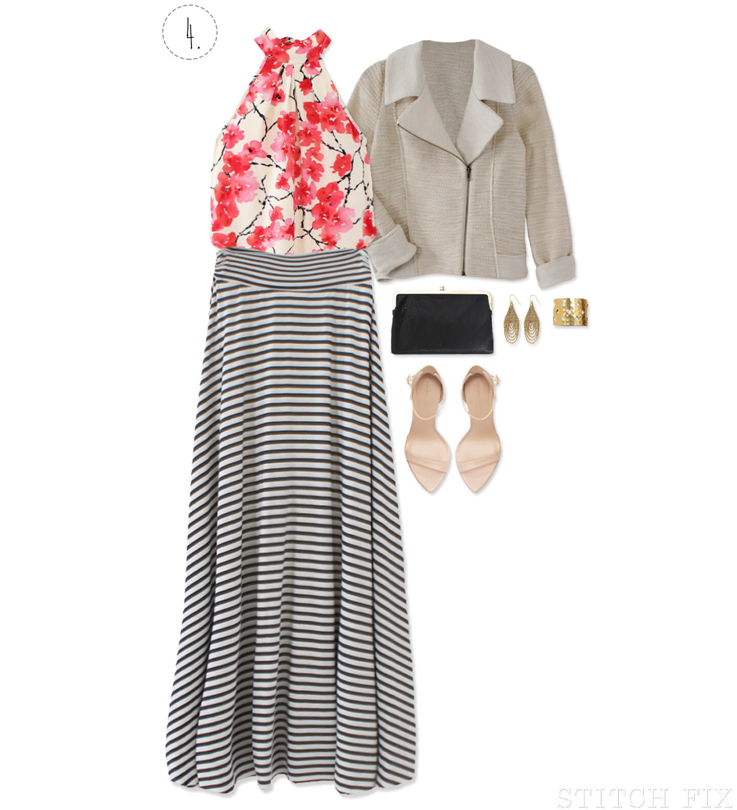 The Special Occasion Maxi Skirt