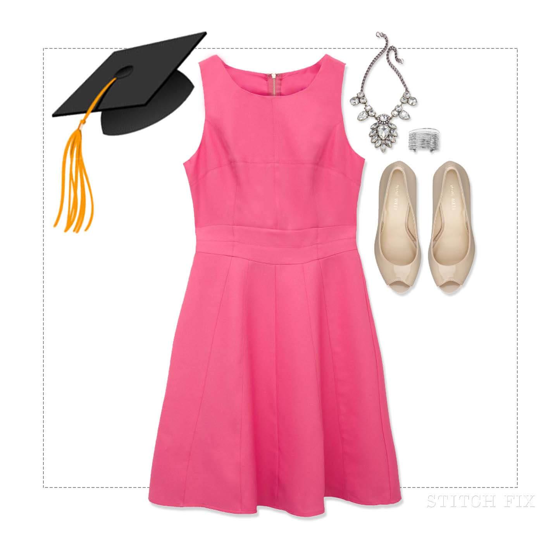 The Perfect Graduation Dress