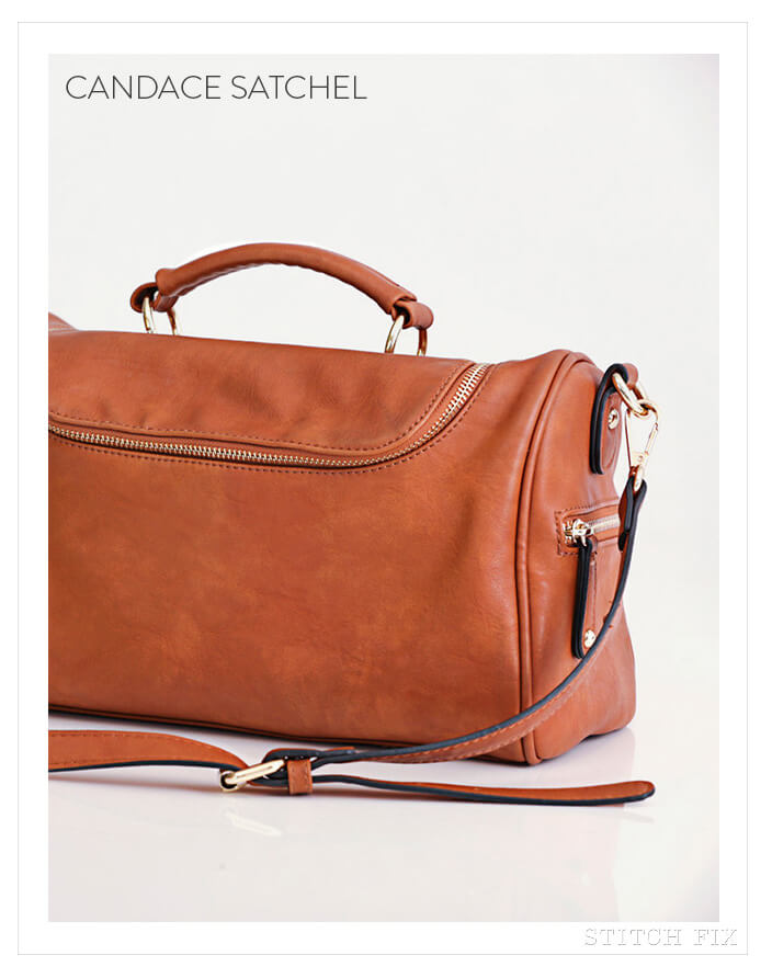 Stitch Fix Satchel