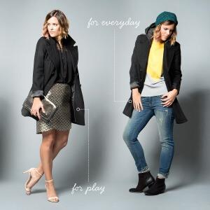 1 jacket 3 ways_2 models