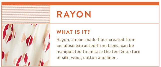 Breathable Summer Fabrics Guide: Rayon