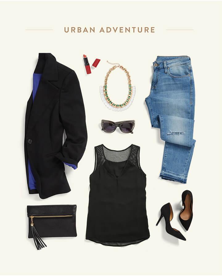 Stylist Tips: Summer Vacation Style