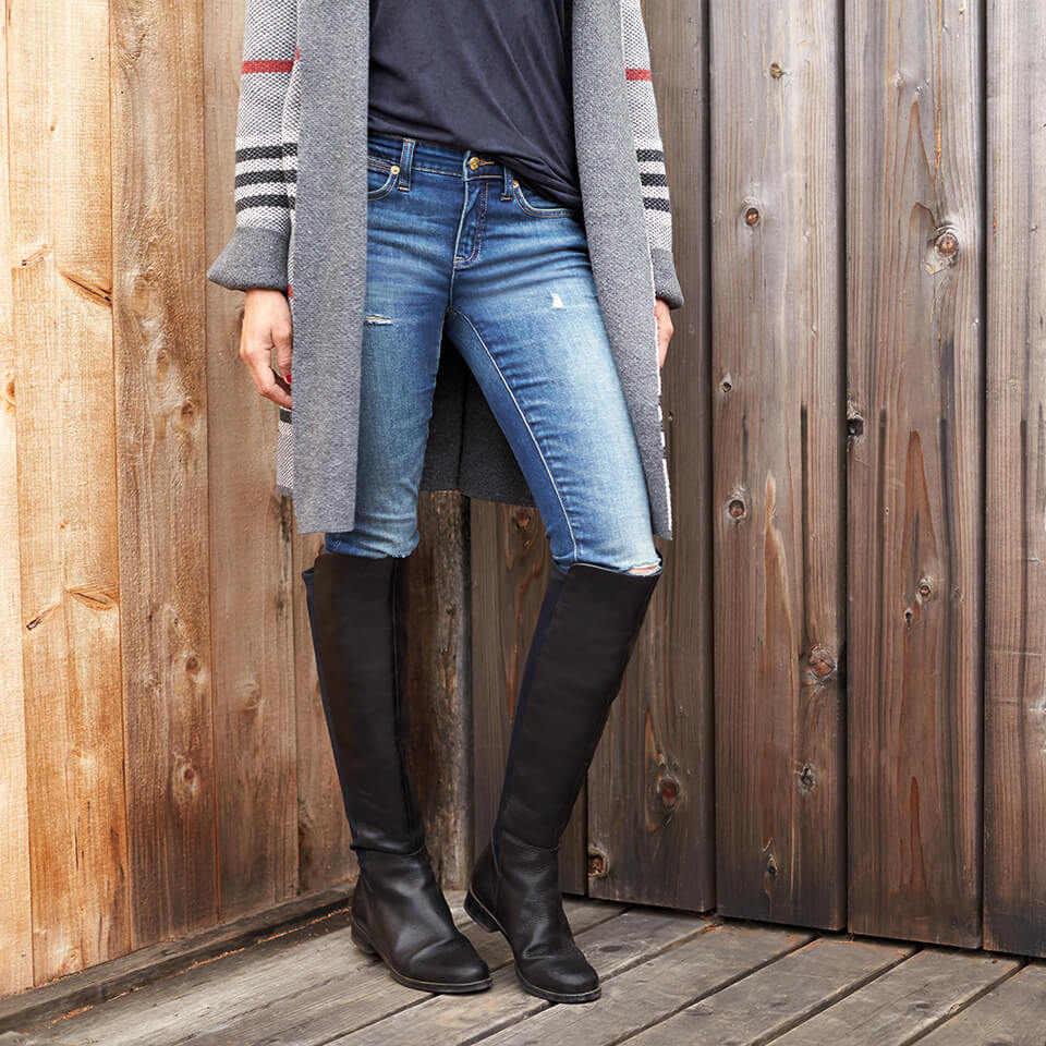 How to Wear Boots with Jeans | Stitch Fix Style
