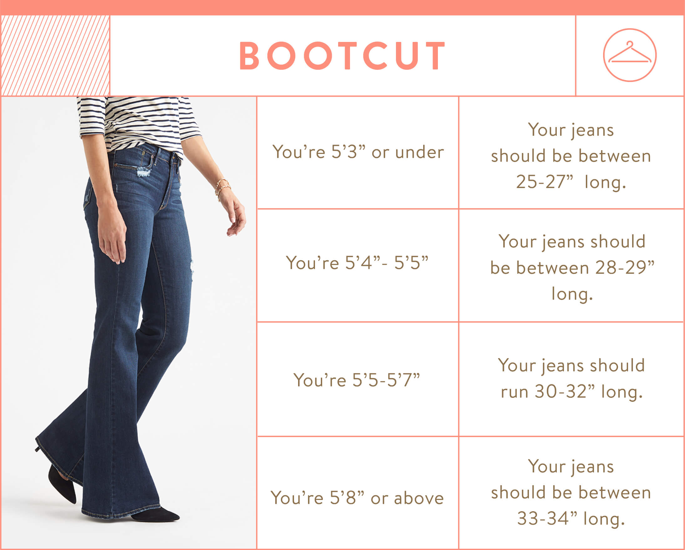 What Does Bootcut Jeans Mean - Jeans Am