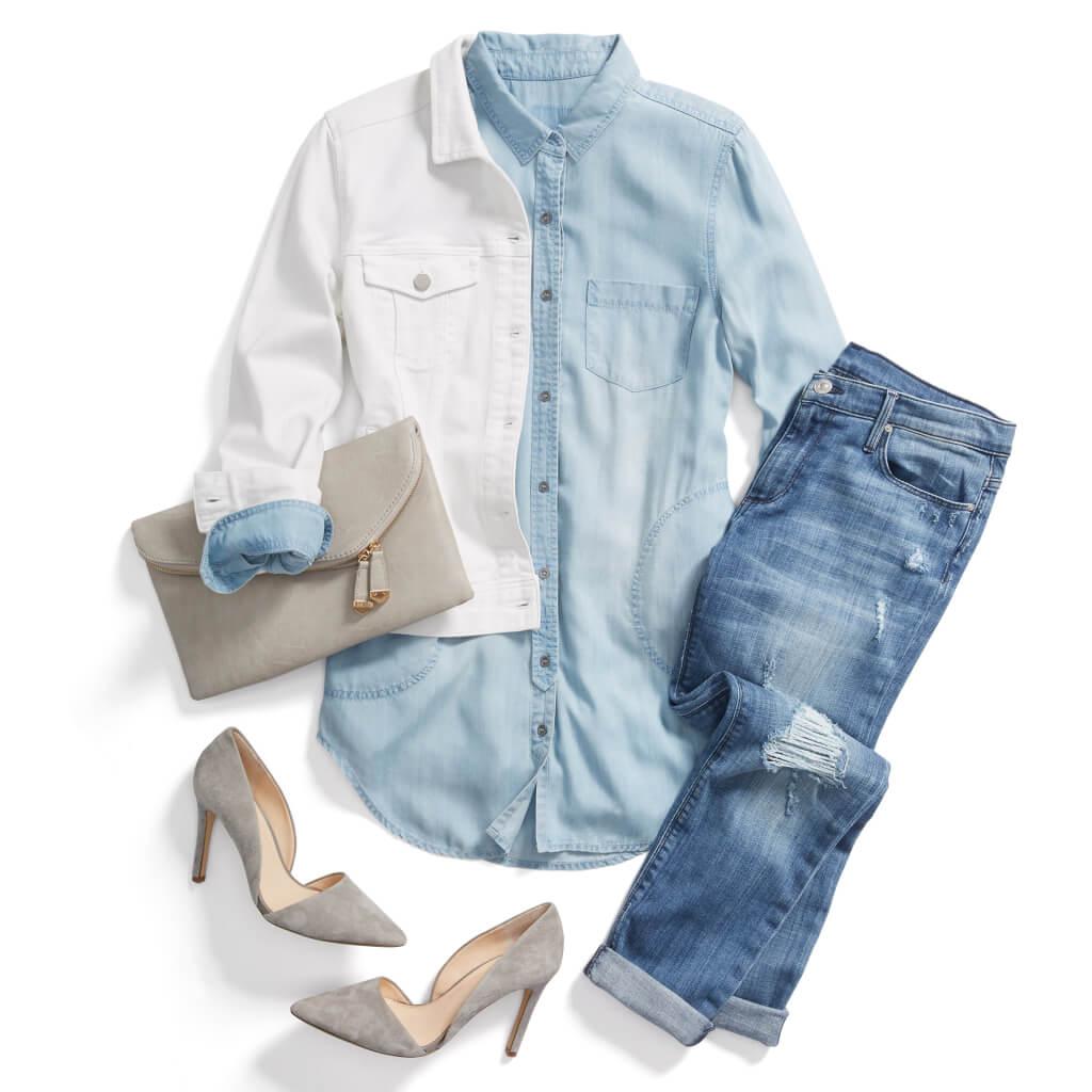 How to Wear Jean Jacket