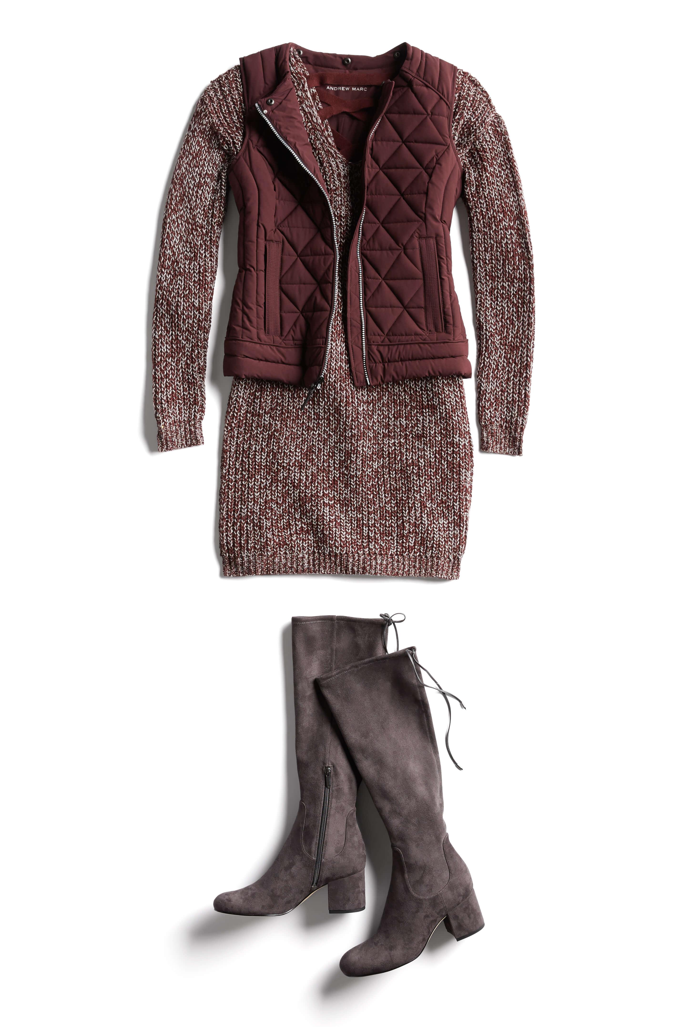 Winter Wardrobe Refresh