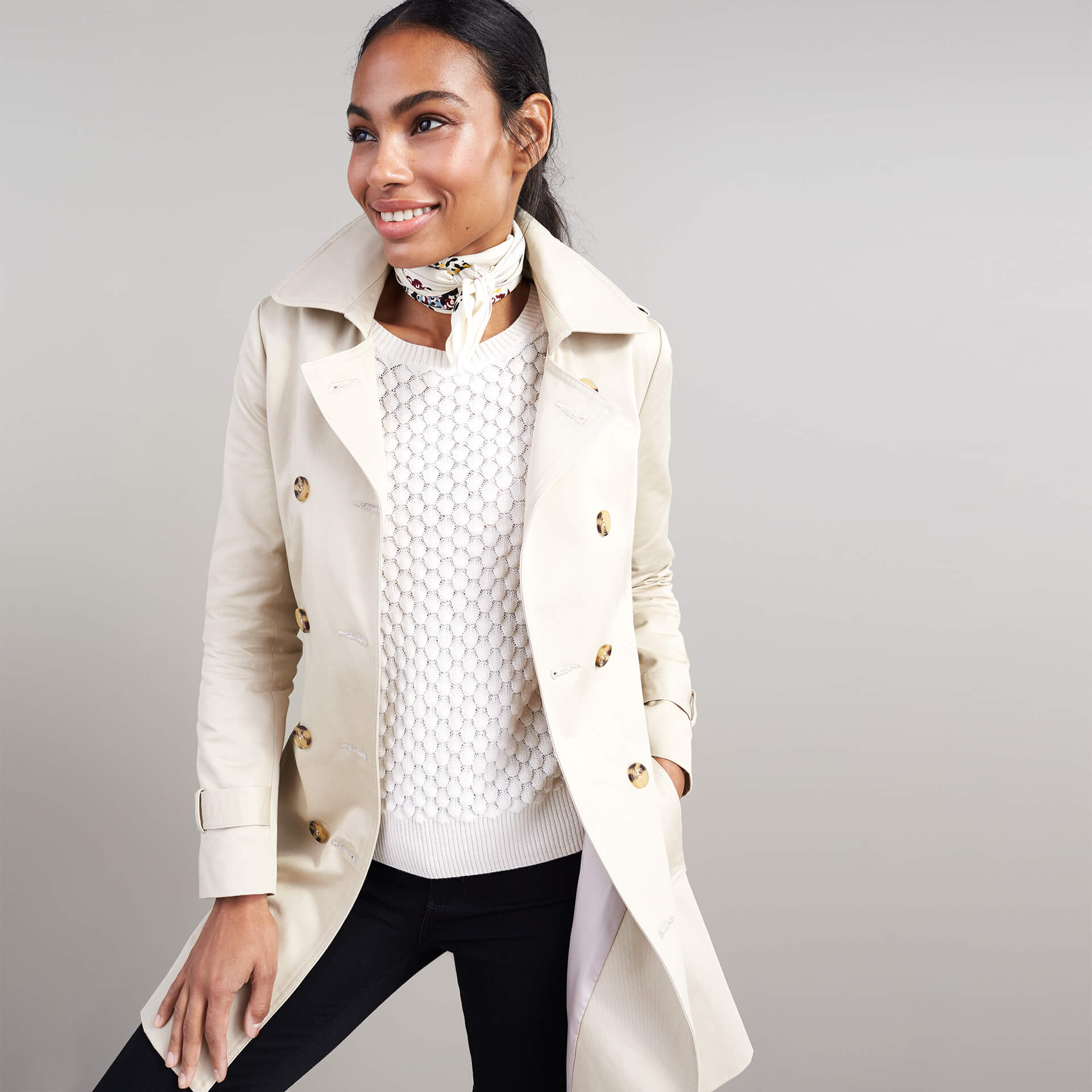 How to Style Trench Coat