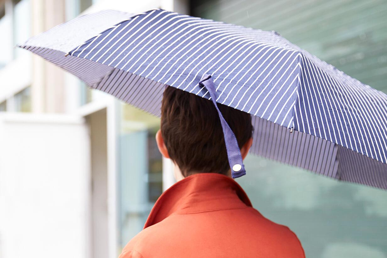 Rainy Day Outfit Idea