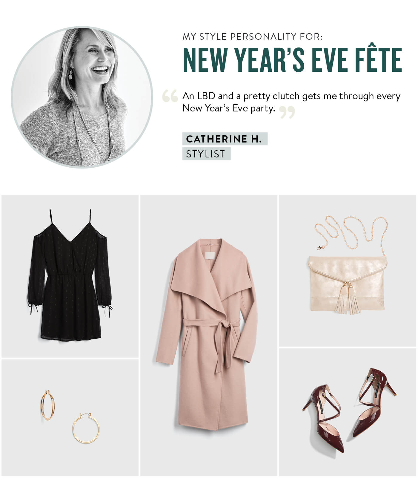 Stitch Fix Stylist Holiday Dressing
