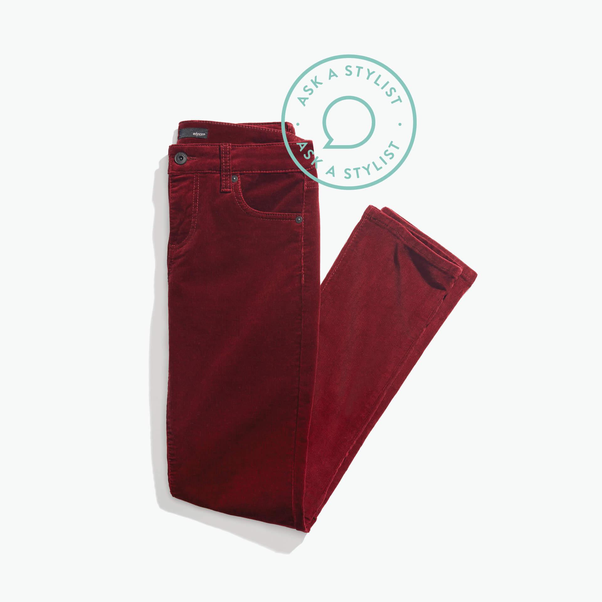 Style Corduroy Pants