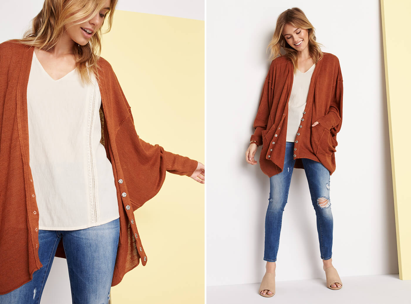 2aa77f2733 5 Ways To Transition Your Winter Sweaters Into Spring | Stitch Fix Style
