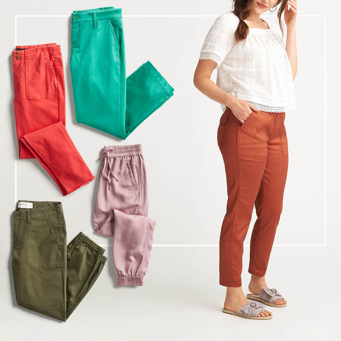 Alternatives for Shorts