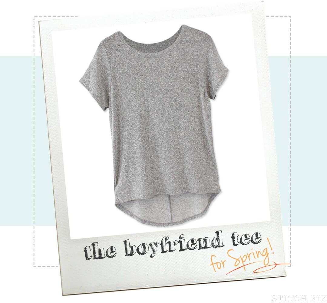 boyfriend tee