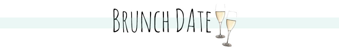brunch date header