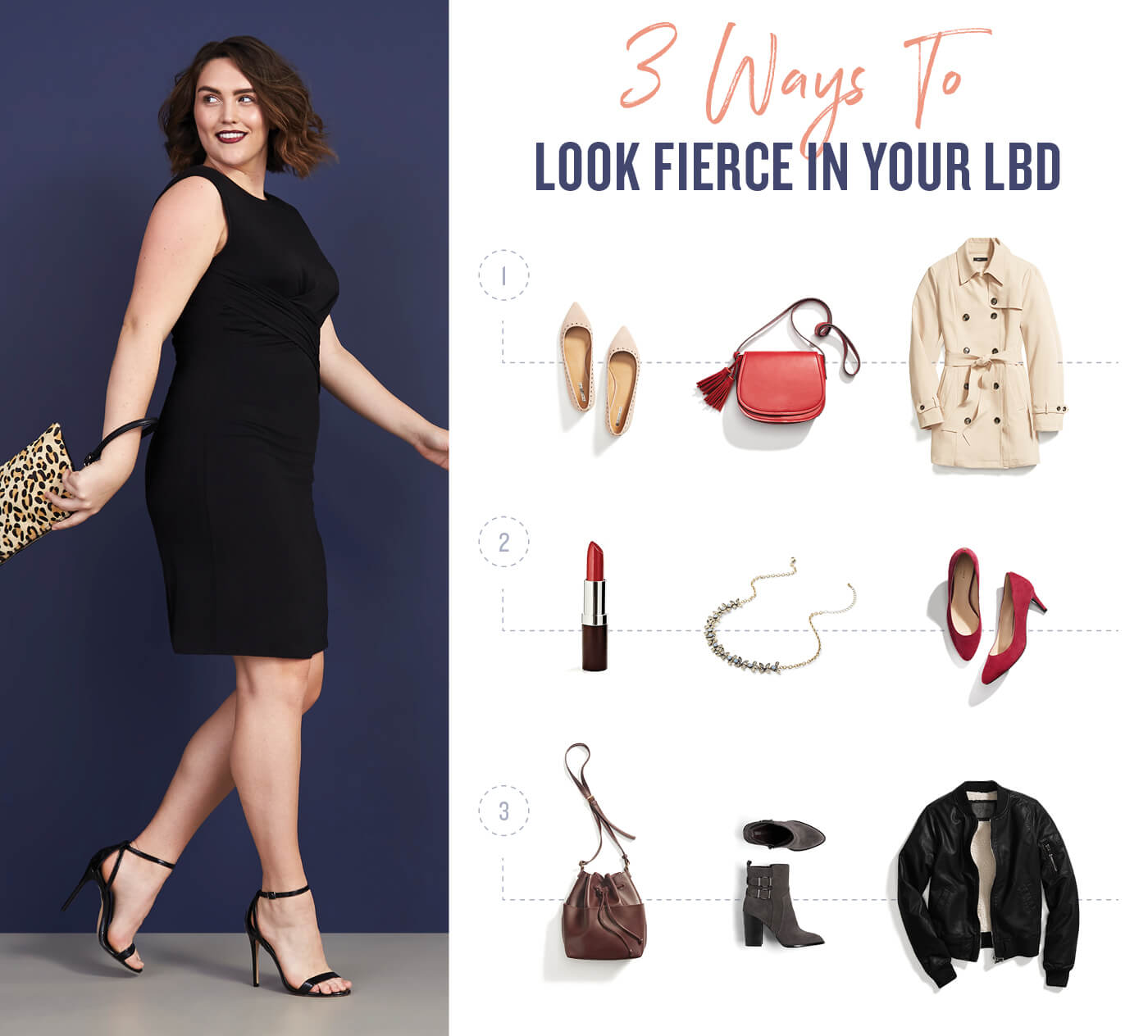 Ways to Wear a Little Black Dress