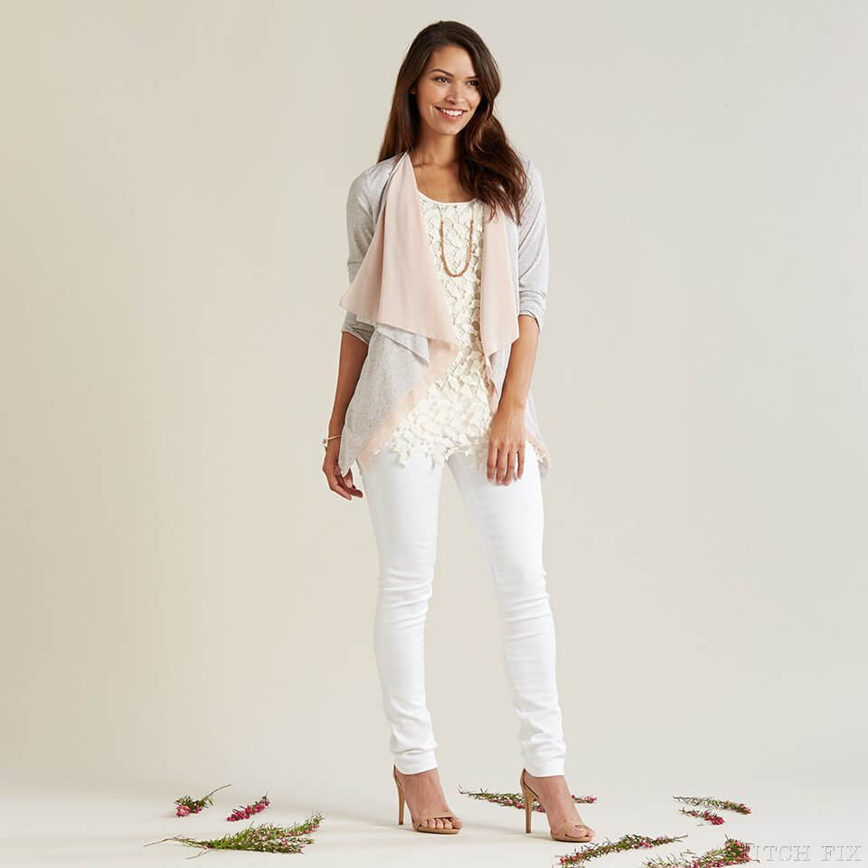 Stitch Fix romantic style