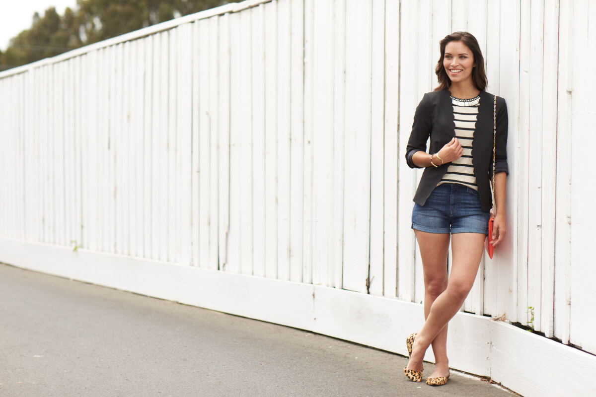 8d61e8dc7 5 Ways To Style Your Summer Outfits With Shorts