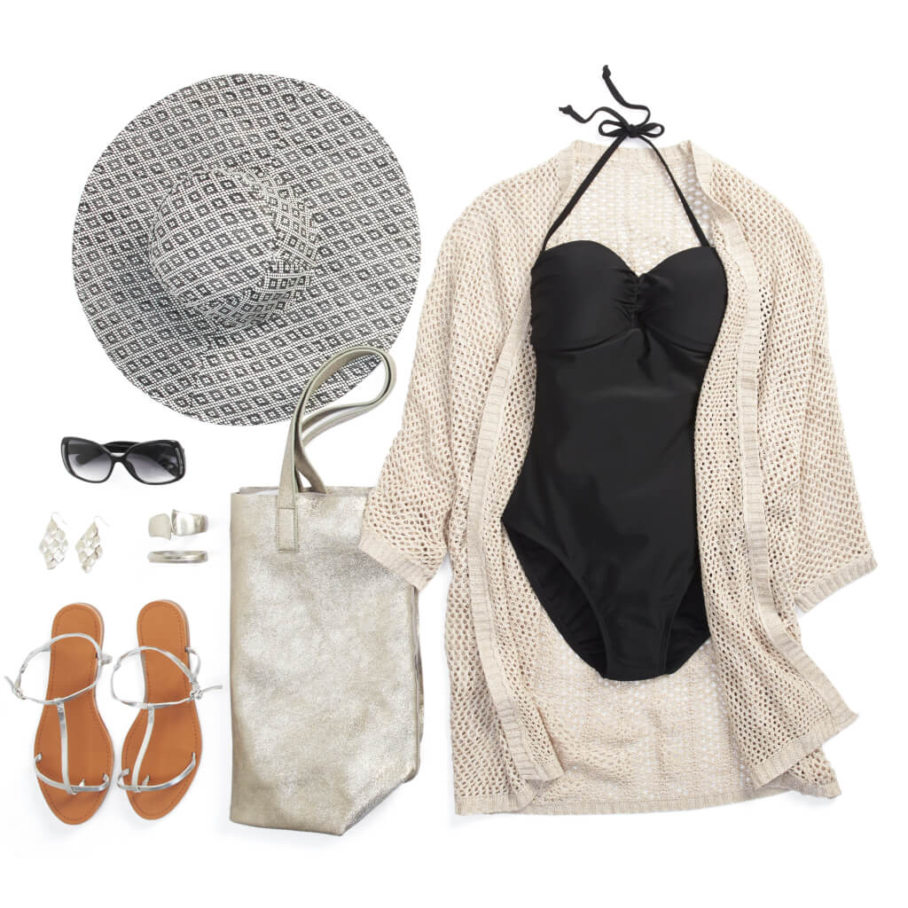 Swimsuit Cover-Up Ideas