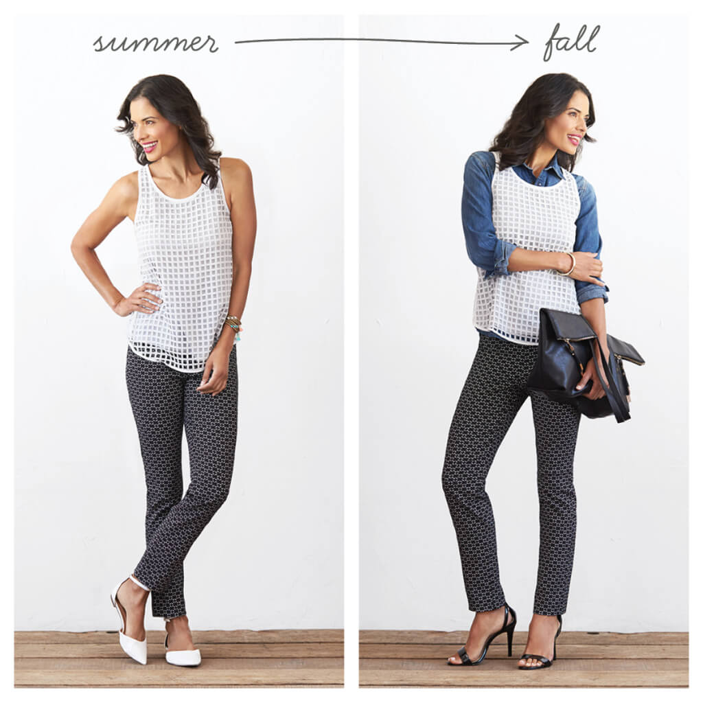 5 Ways to Transition from Summer to Fall