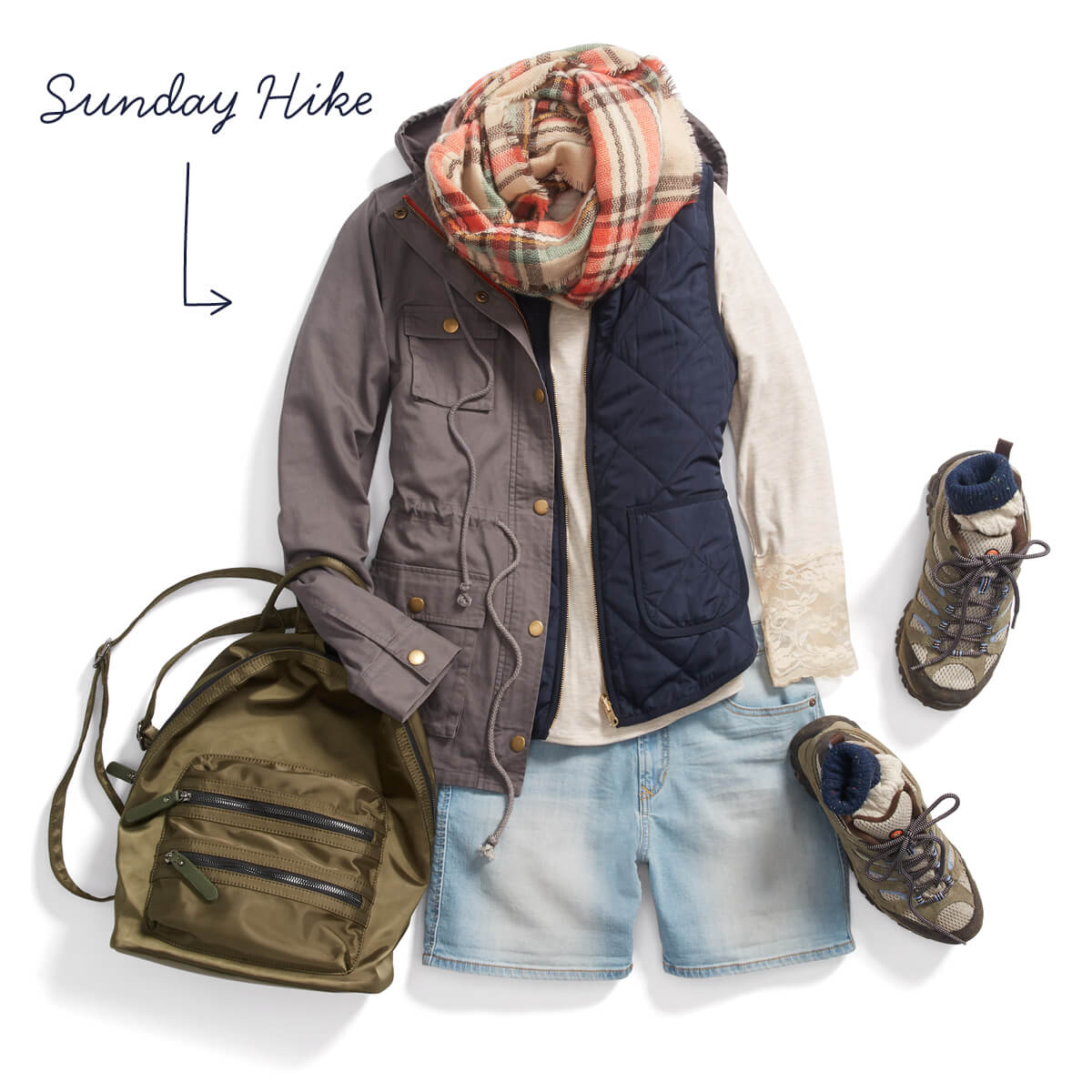 5 Date Outfit Ideas: From The Movies To A Sunday Hike