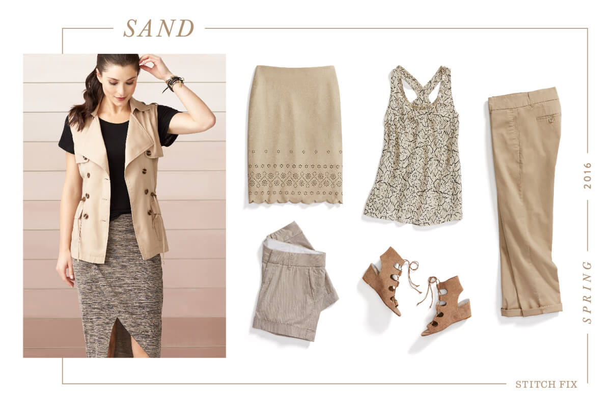 Trending Now: Desert Neutrals