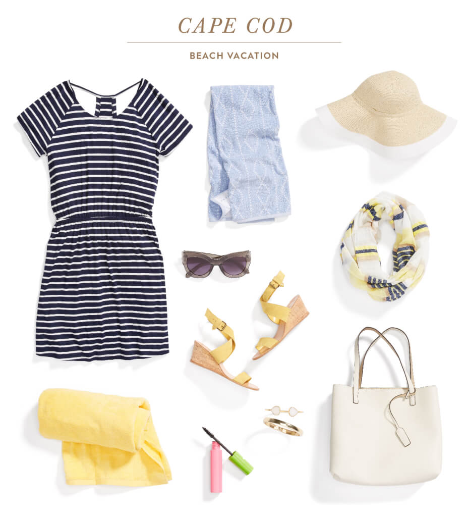What to Wear Beach Vacation