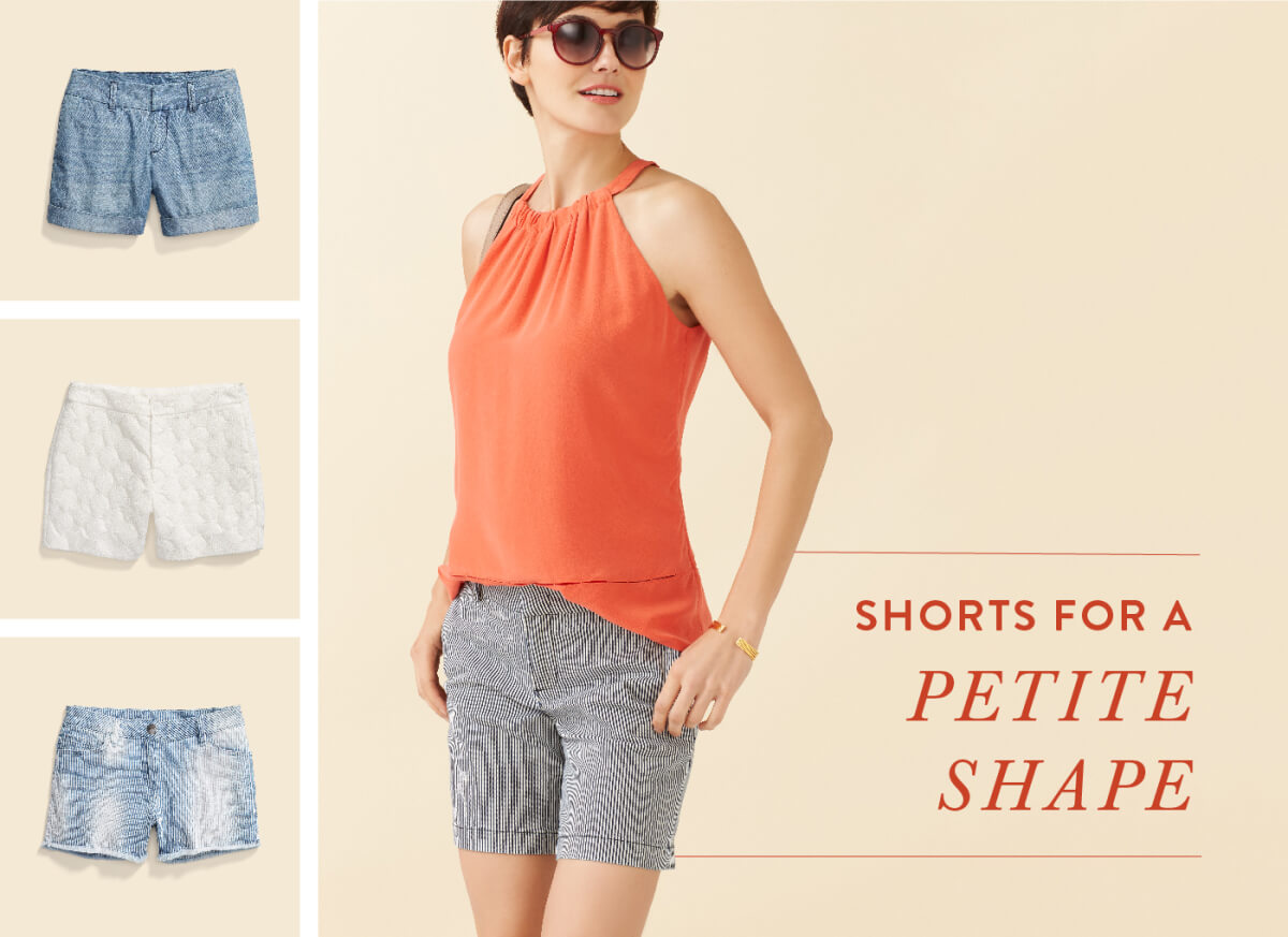 How To Wear Shorts That Flatter Your Shape