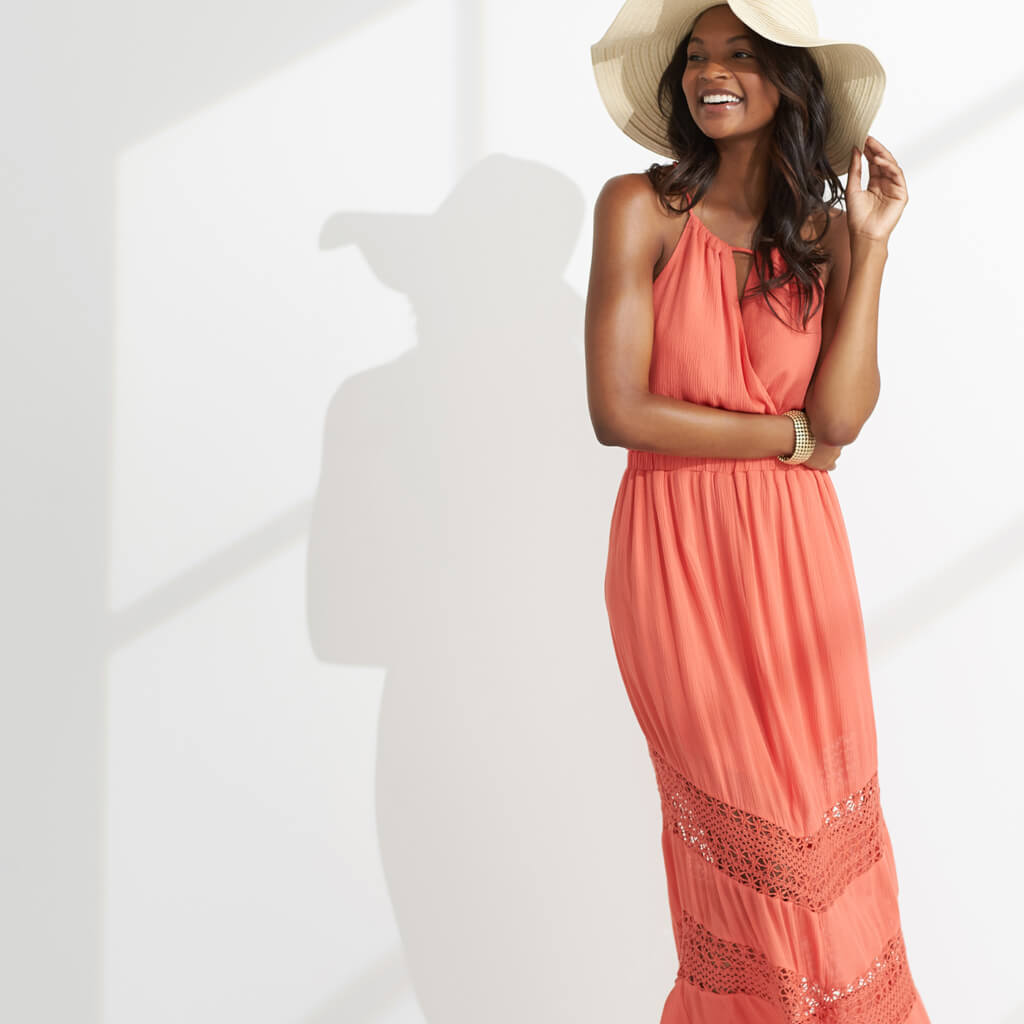 Elevate your maxi