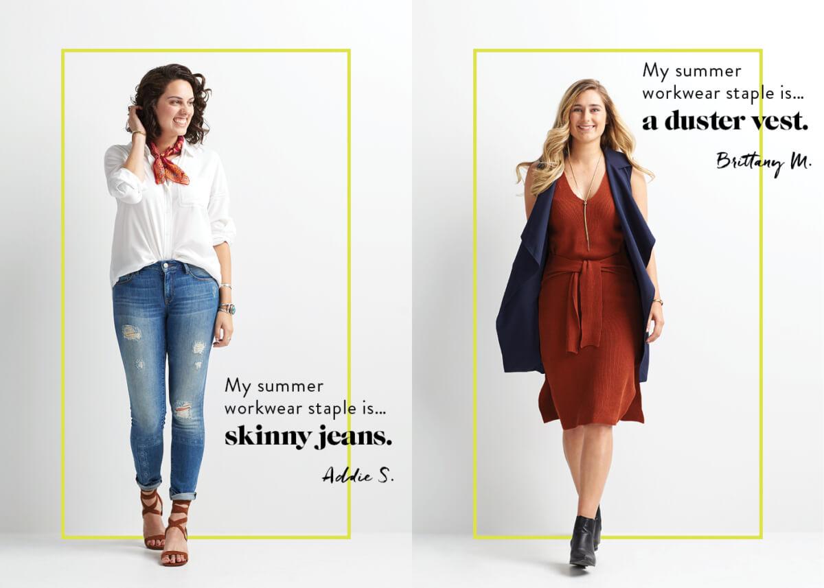 Inside Stitch Fix: Summer Workwear Style