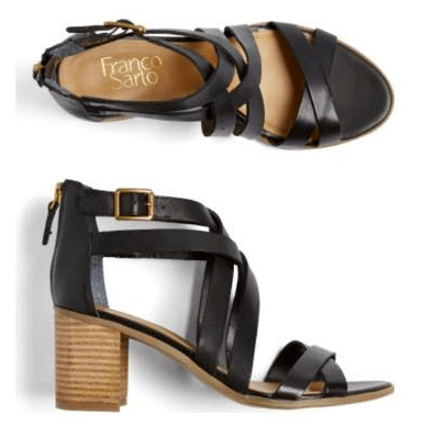 What to Wear with Huarache Heels