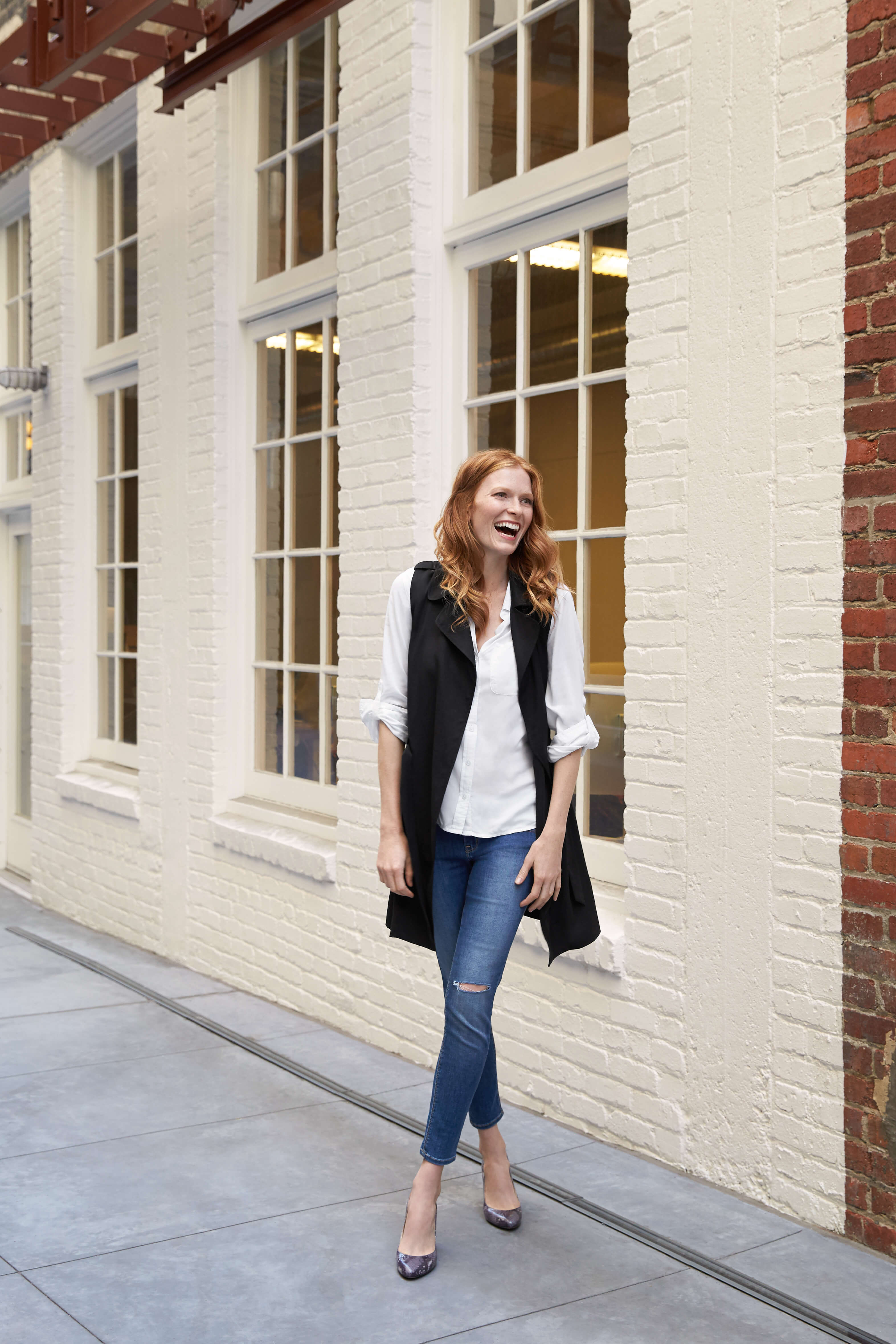 How to Wear Skinny Jeans as a base for new styles