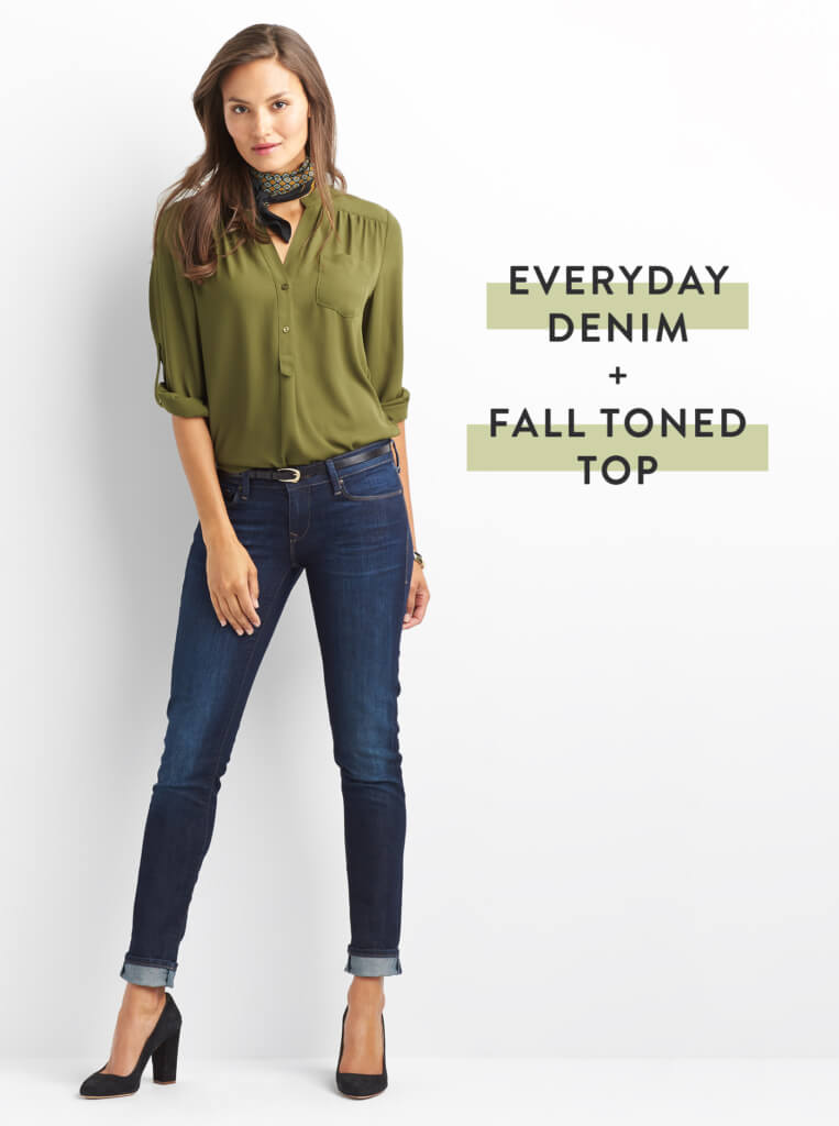 Fall Transition Workwear