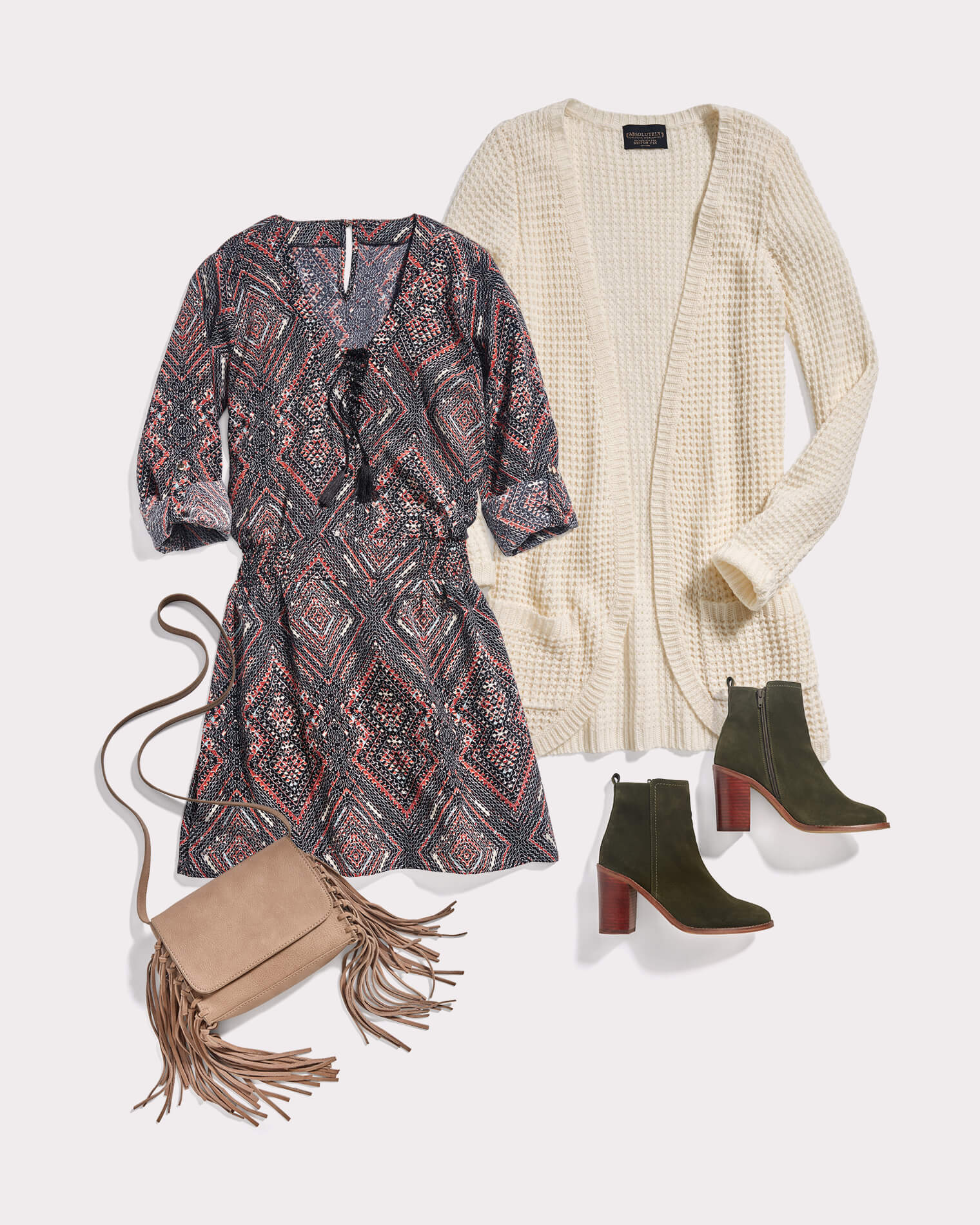 Ankle Boots Date Outfit