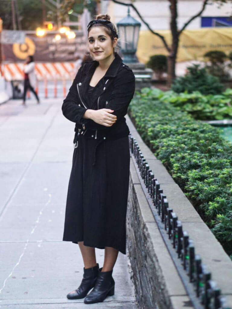 3 Ways to Wear All Black