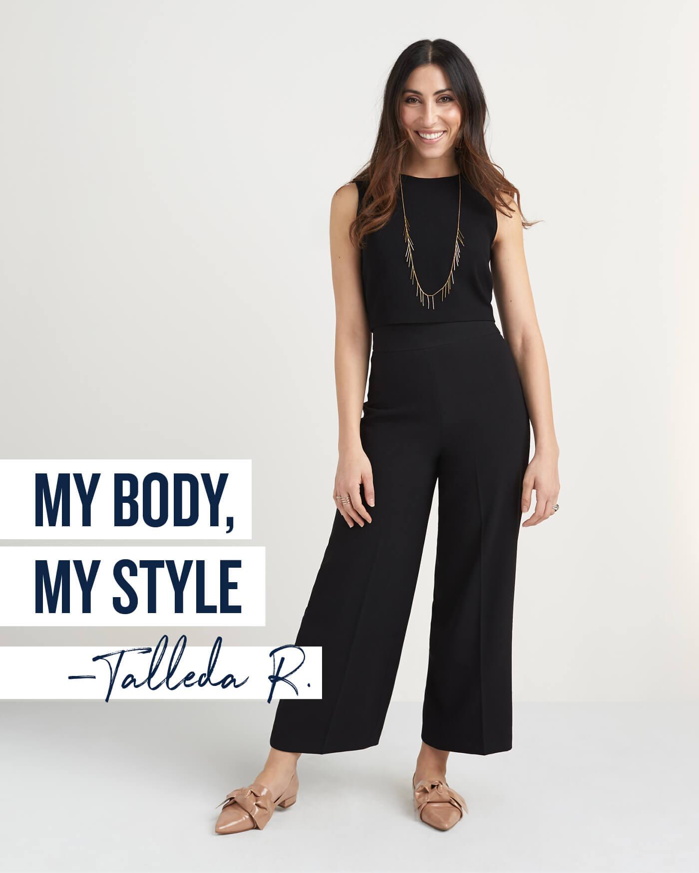 My Body My Style: Talleda R.