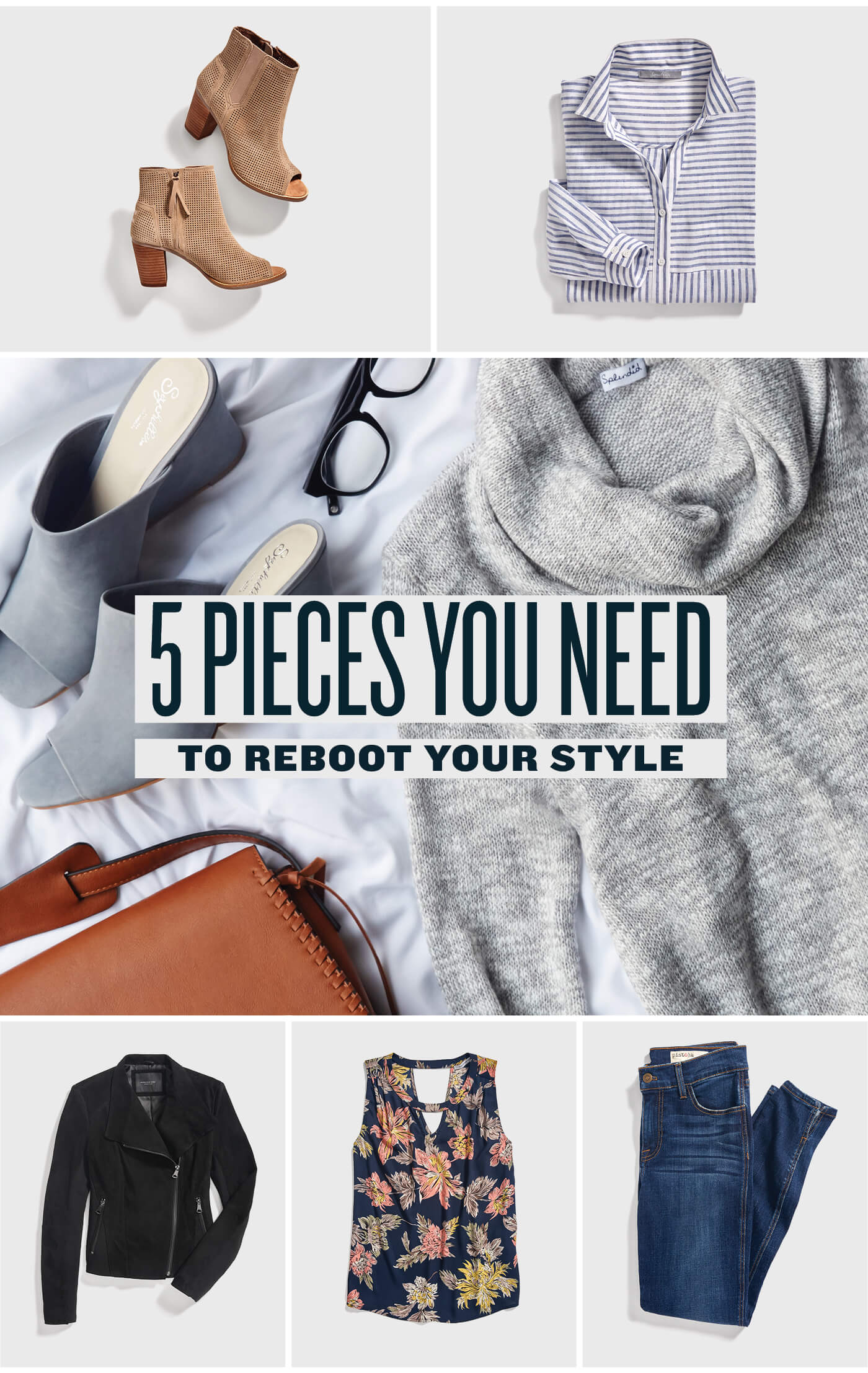 How to Reboot Wardrobe in New Year