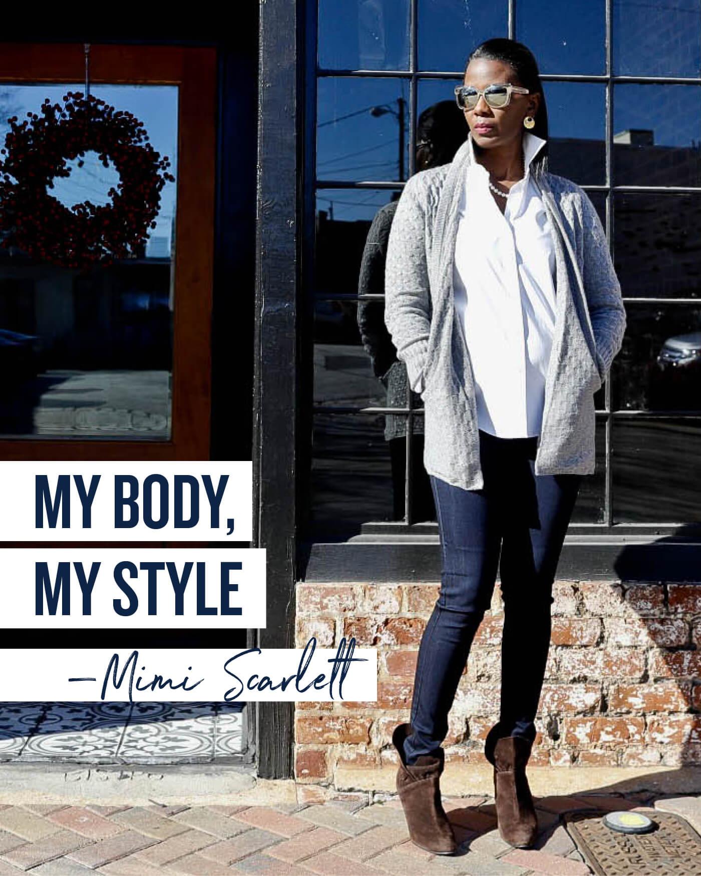 My Body My Style Mimi Scarlett