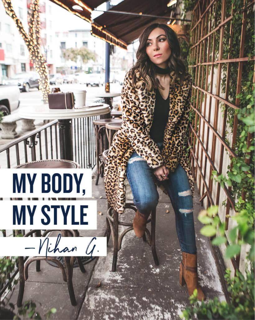 My Body My Style Nihan