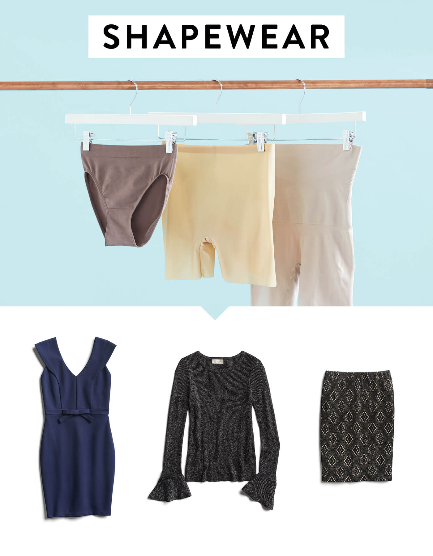 How to Wear Shapewear