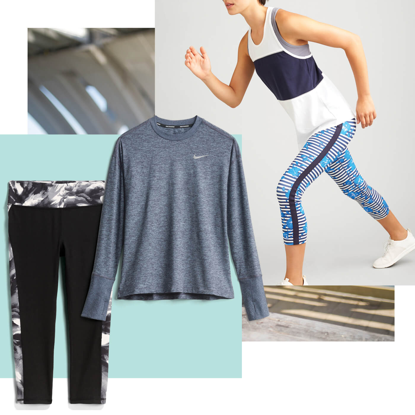 what to wear to workout