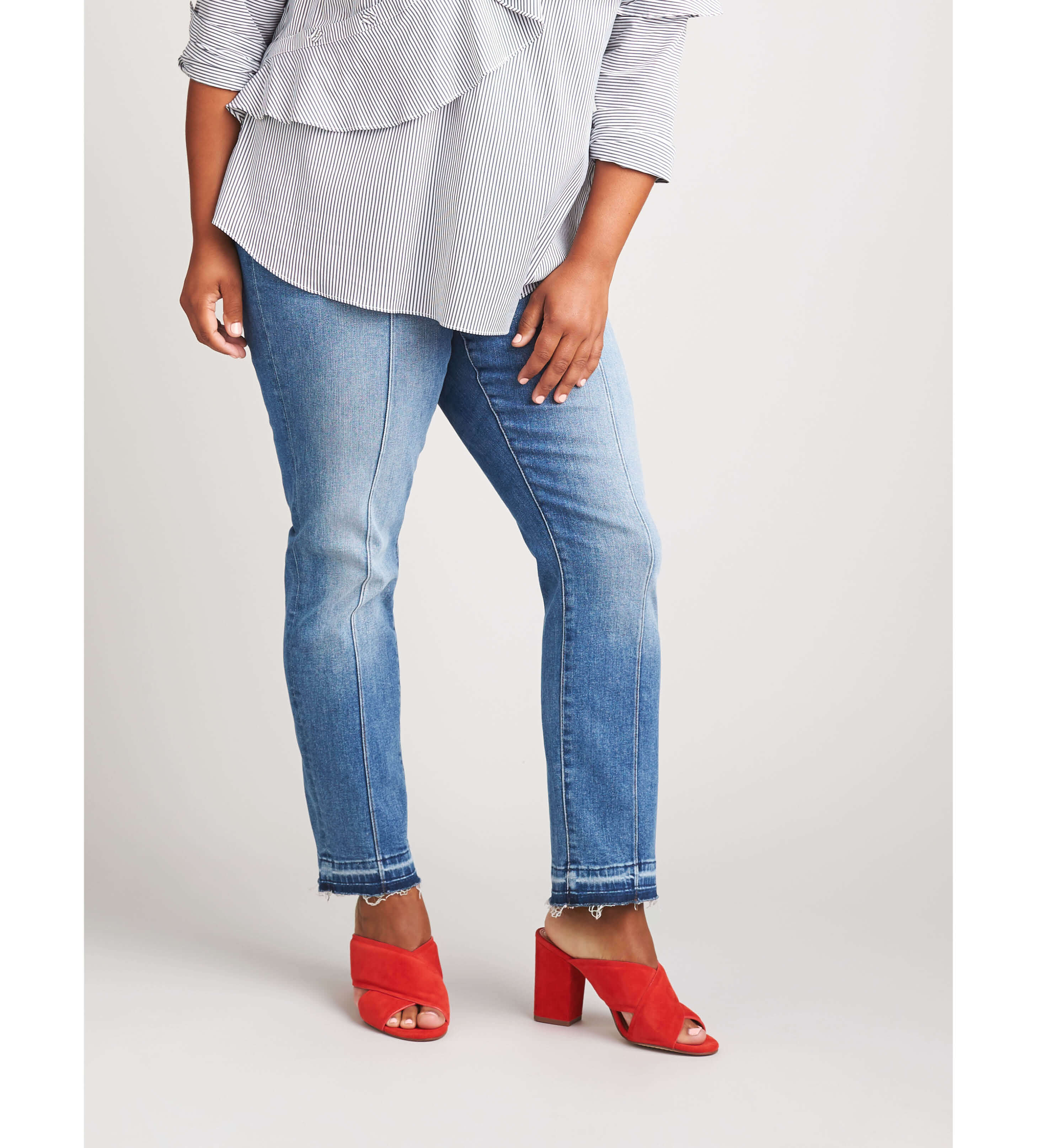 best jeans for hourglass, jeans for hourglass