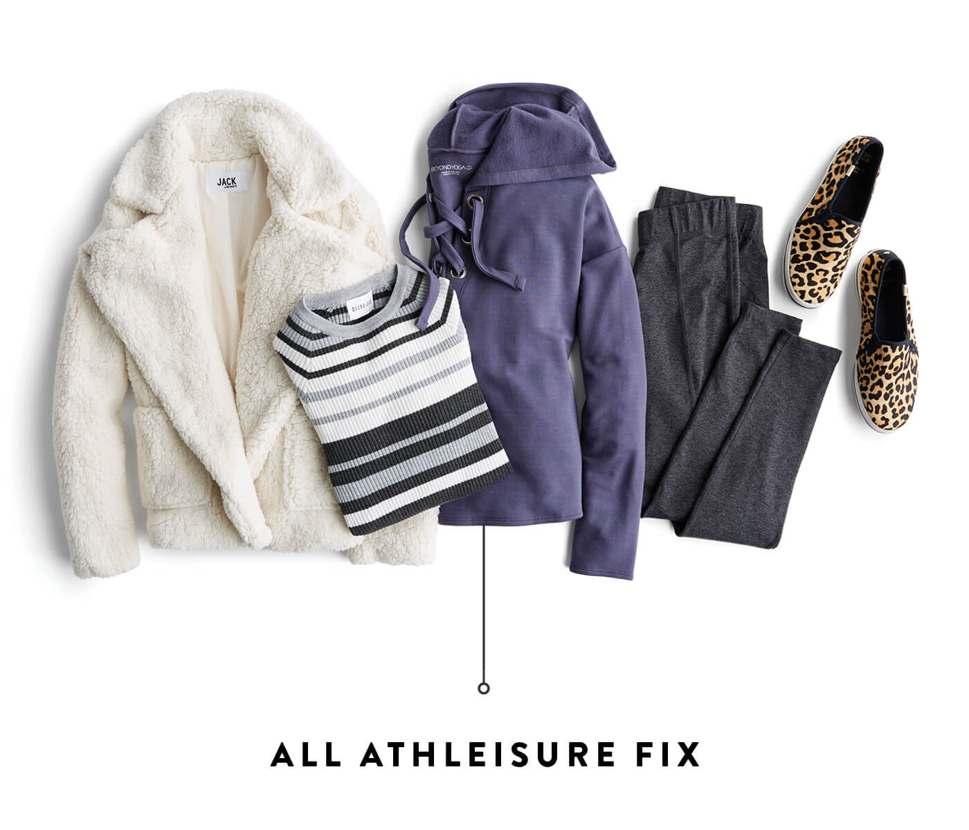 all athleisure fix
