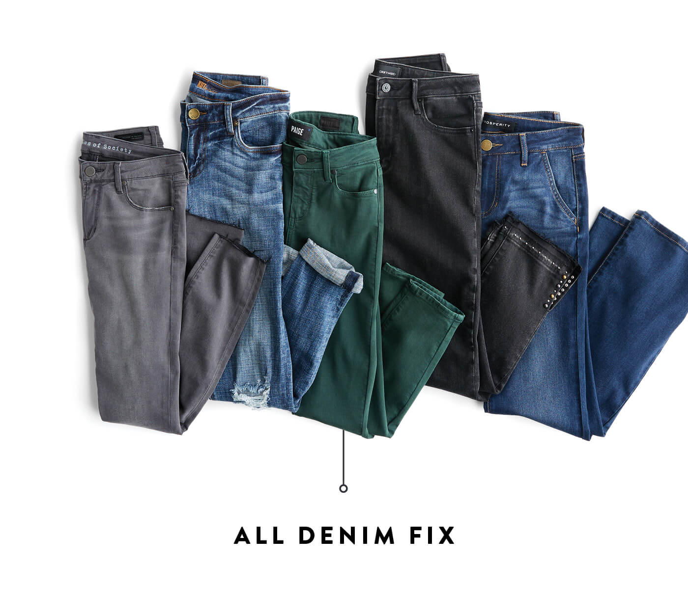 all denim fix