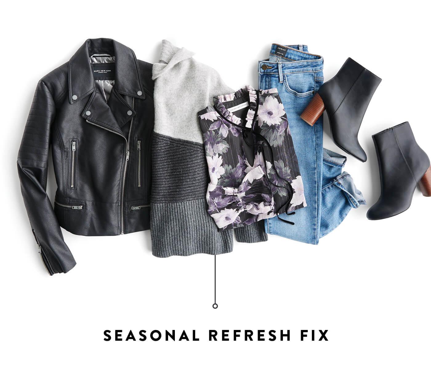 seasonal refresh fix